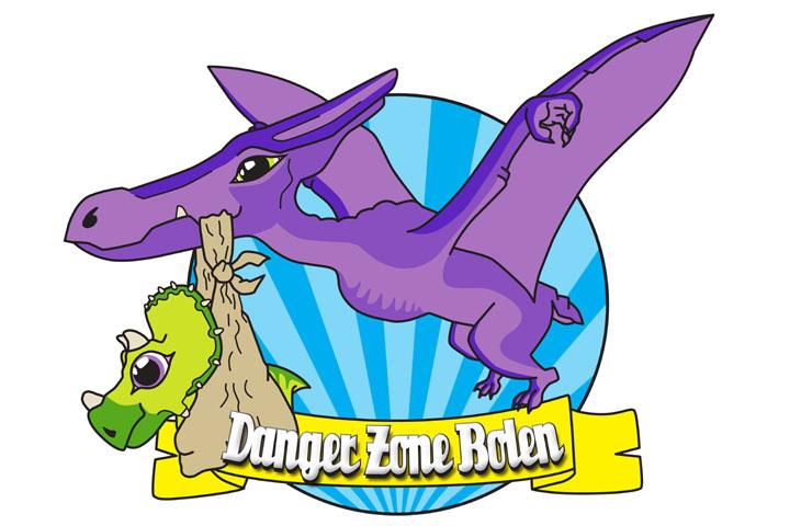 baby dinosaur finsihed