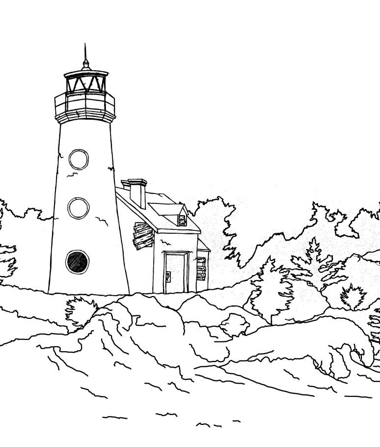 lighthouseglines